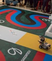 """Vòng chung kết cuộc thi """"chơi vui robot – học tốt pascal"""" lần IV – 2016 – Báo Dân Sinh"""