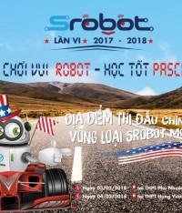 Địa điểm thi đấu chính thức vòng loại Srobot mở rộng