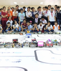 """Khởi động cuộc thi """"Chơi vui Robot – Học tốt Pascal"""" – muctim.com.vn"""