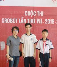Hàng ngàn học sinh trên địa bàn TP.HCM háo hức tham gia cuộc thi 'SaigonTech SRobot 2018' – saosongdep.com