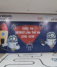 Khởi động cuộc thi SRobot – svvn.vn